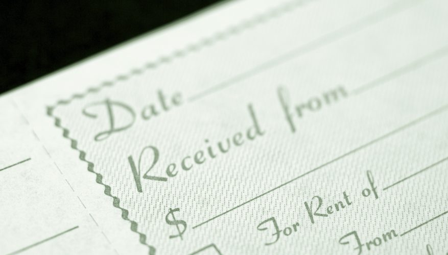 Receipt Requirements Workforce Millionaire Investing In Your Future - Writing a receipt